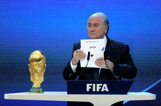 Le Mondial au Qatar, la FIFA parle d'une «erreur» et attaque l'Europe
