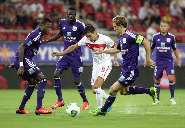 L'Olympiakos tremble devant le PSG