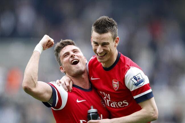 Arsenal est gonflé à bloc avant l'OM