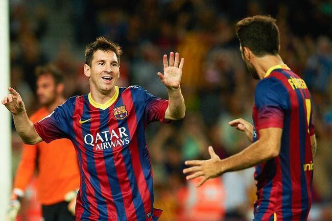 Messi répond à Cristiano Ronaldo, Chelsea se troue
