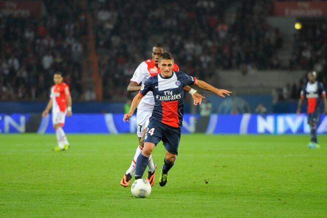 Verratti est cent fois plus fort que Moutinho pour Dugarry