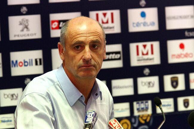 Hély présente sa démission à Sochaux !