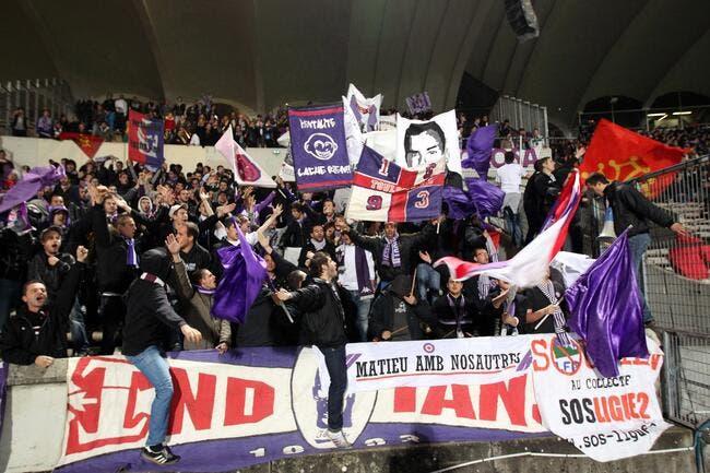 Le PSG, trop cher pour les fans du TFC
