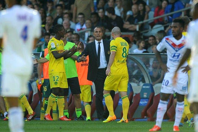 Nantes n'a qu'une seule qualité estime Sylvain Armand