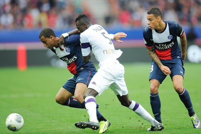 Toulouse remonté contre l'arbitre de PSG-TFC