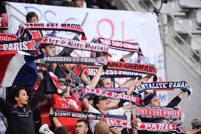 Des supporters parisiens virés avant PSG-OL féminin !