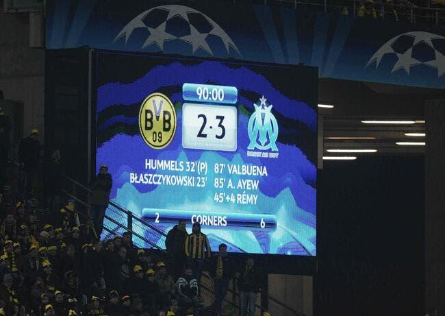 Oui, Dortmund pense à se venger de l'OM