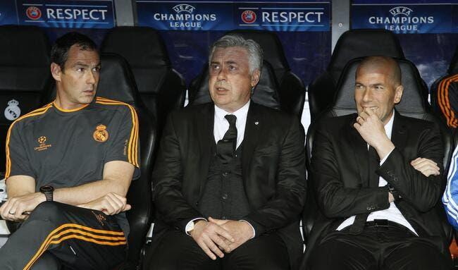 Une destination surprise en L1 pour Zidane ?