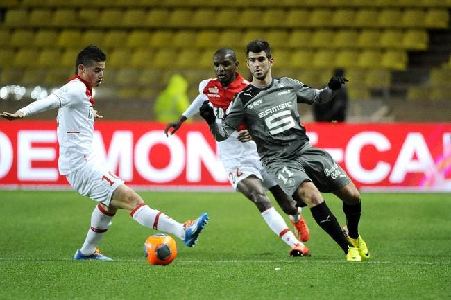 Rennes dit bravo à Monaco pour sa saison