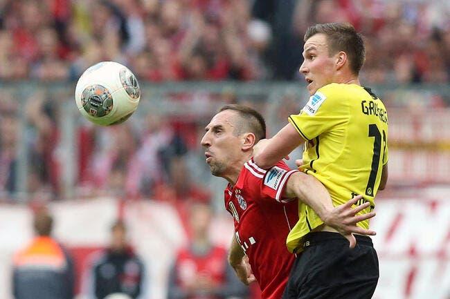 Le Bayern laminé par Dortmund