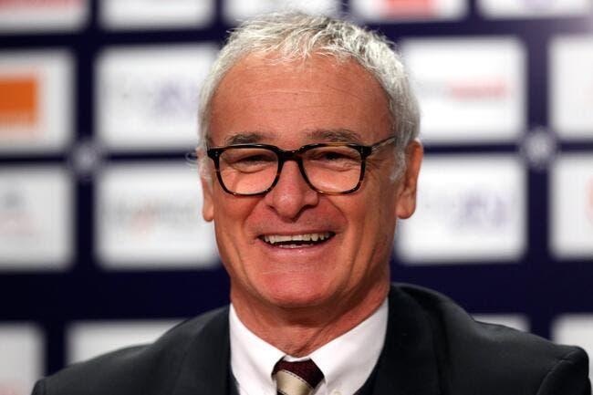 Ranieri fait une blague monégasque sur Zidane