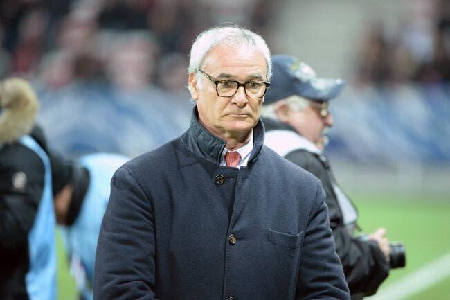 Les critiques, c'est normal pour Ranieri à Monaco