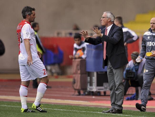 Ranieri craint d'être fait « cocu » par Monaco