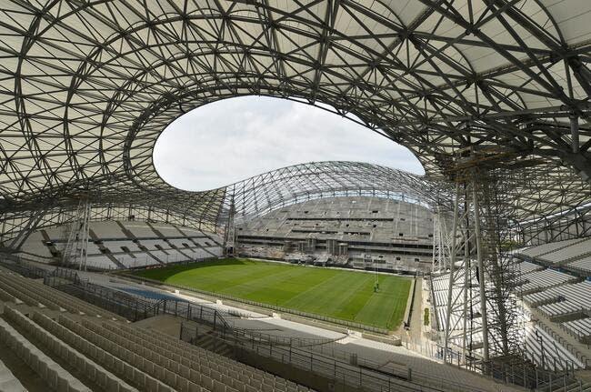 Marseille se retrouve sans sponsor pour le naming du Vélodrome