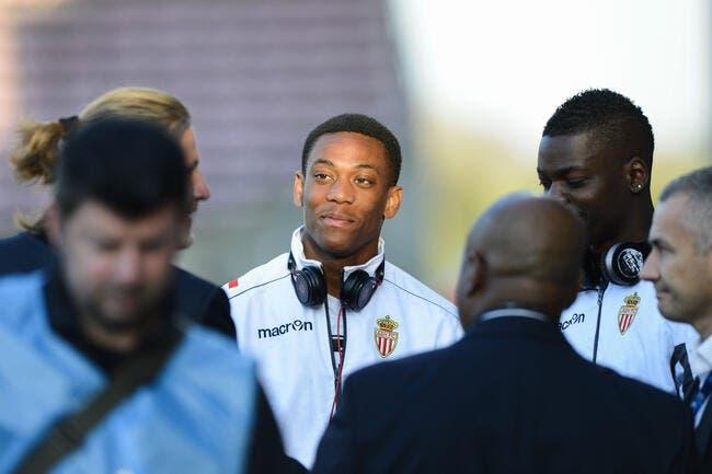 Un petit jackpot en millions d'euros pour l'OL avec Martial ?