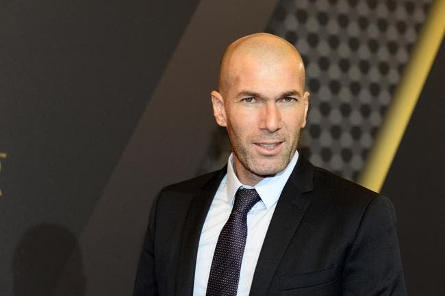 Bordeaux dément déjà la rumeur Zinedine Zidane