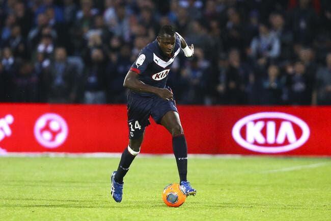 Diabaté revient à Bordeaux avec la même obsession en tête