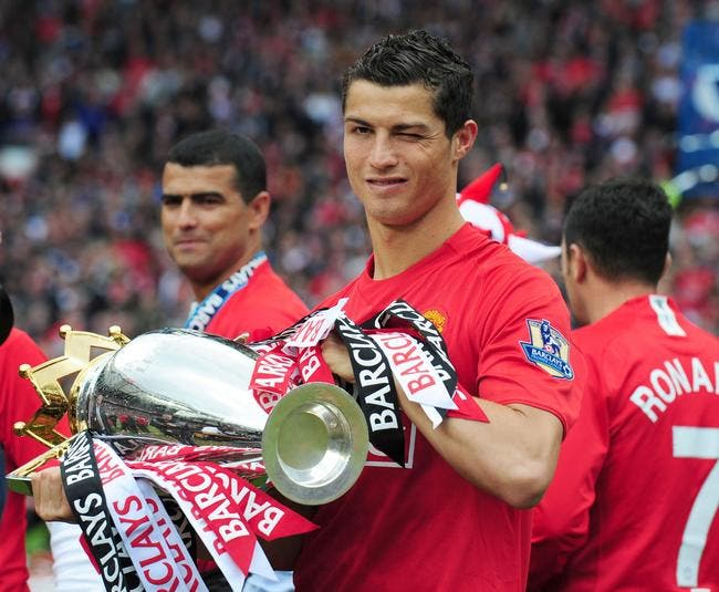 Cristiano Ronaldo pense à redevenir un dieu à Manchester United