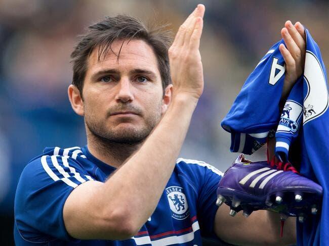Lampard à Man City en attendant Big Apple ?