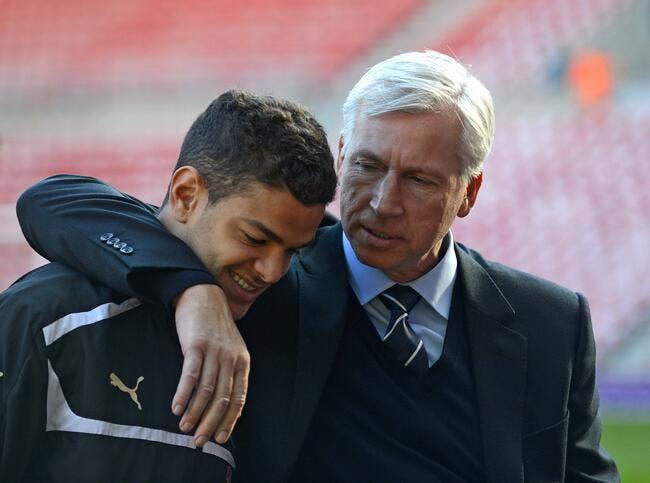Newcastle persiste et signe contre la prise de poids de Ben Arfa
