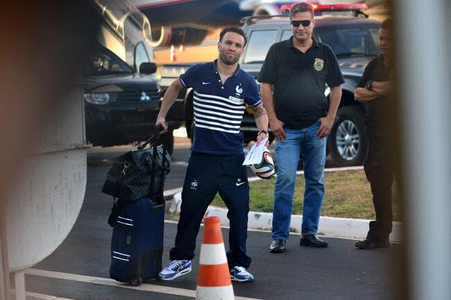 Officiel : Valbuena au Dynamo Moscou, l'OM empoche 7ME