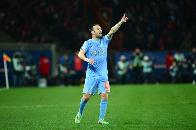 De l'OM au Dynamo, c'est parfait explique Valbuena