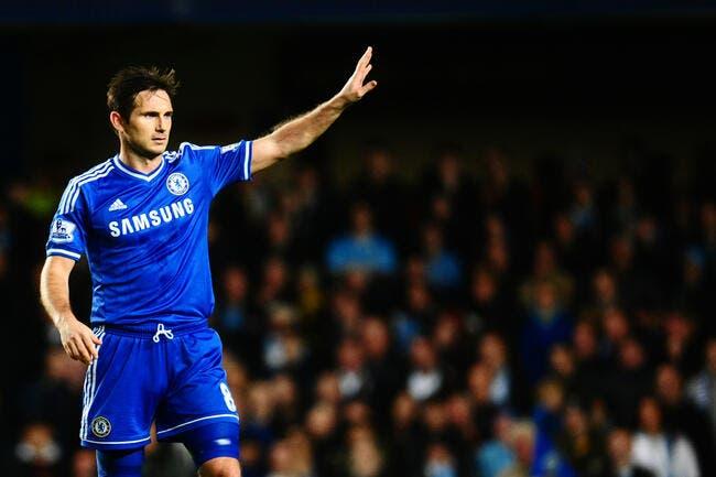 Officiel : Lampard signe à City pour six mois