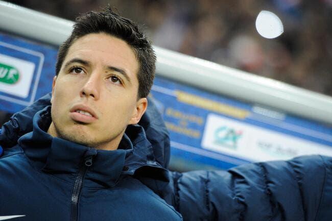 Samir Nasri devrait rapidement dire adieu aux Bleus !