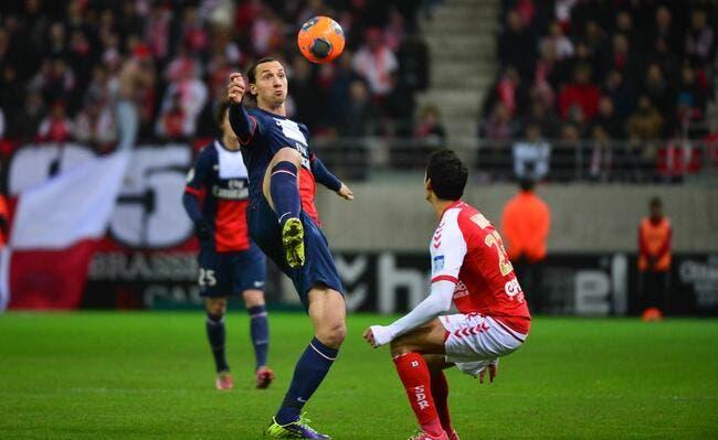 Avec le PSG, Ibrahimovic est hors-concours en L1