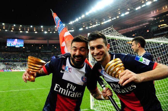 Lavezzi sur le départ pour aider le PSG avec Di Maria ?