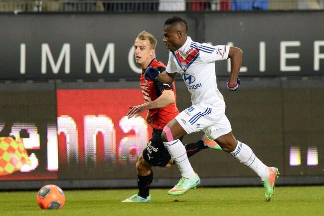 L'OL pense avoir trouvé un point faible à Rennes