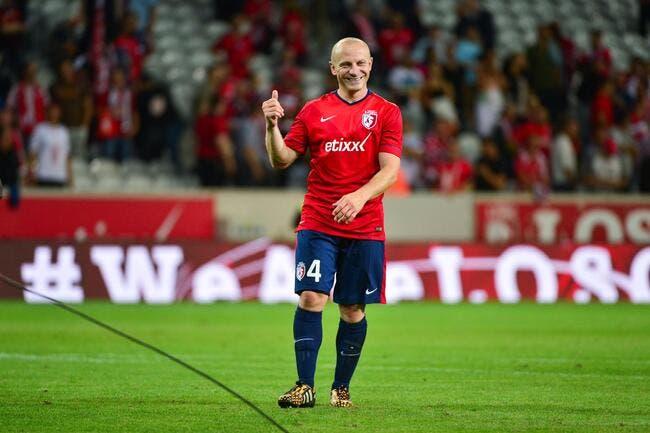 Lille-Arsenal, Balmont croise les doigts