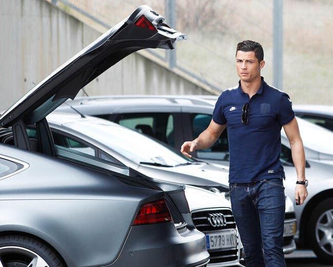 Cristiano Ronaldo c'est les 24h du Mans à lui tout seul