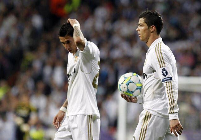 Cristiano Ronaldo ne veut pas voir Di Maria au PSG ou ailleurs