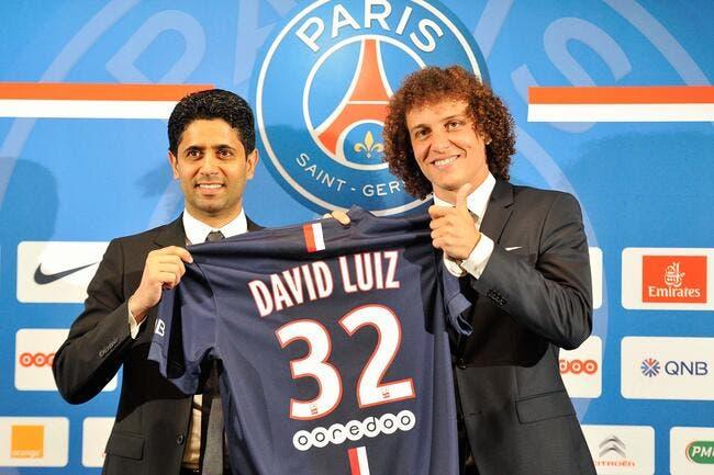 David Luiz: « Mes qualités et celles de Thiago Silva ne se discutent pas »