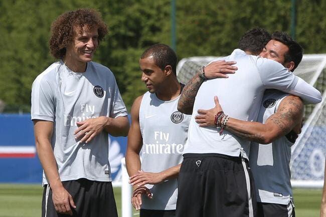 Live à 12h : La présentation de David Luiz au PSG