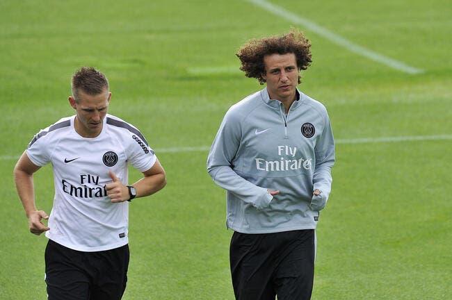 David Luiz n'apportera que des problèmes à la défense du PSG