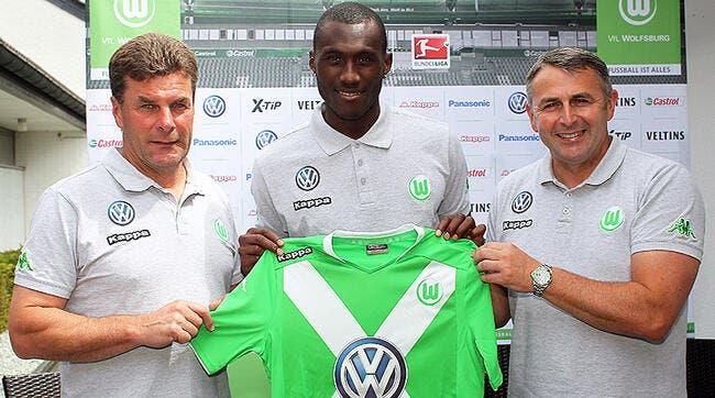 Guilavogui officiellement prêté à Wolfsburg