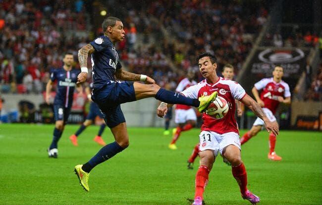 Le PSG doit se contenter d'un nul à Reims
