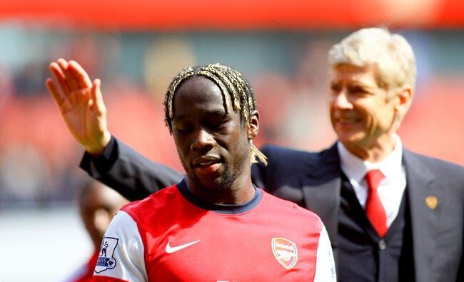 Sagna a snobé Arsenal pour Man City, Wenger l'a mauvaise