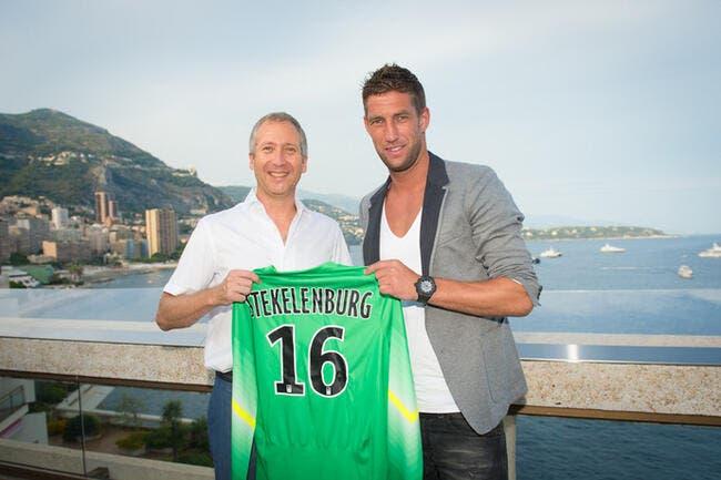 Stekelenburg prêté à l'AS Monaco !