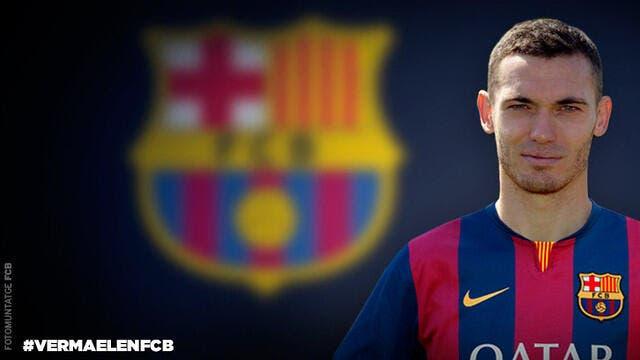 Vermaelen quitte Arsenal et signe pour 5 ans au Barça !