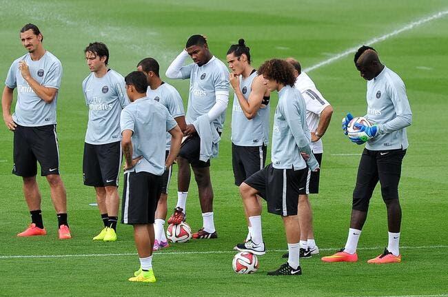 Le petit Zlatan Illustré de David Luiz au PSG