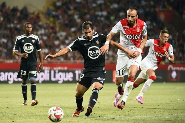 Lorient fait des misères à Monaco