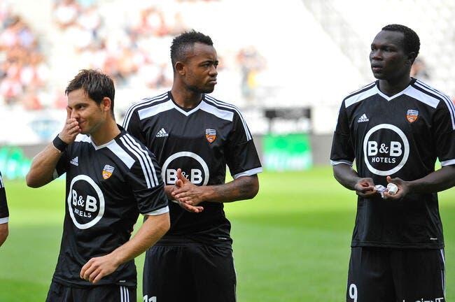 Féry explique pourquoi J. Ayew a quitté l'OM pour Lorient