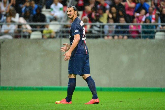 Ibrahimovic donneur de leçon à Lucas au PSG
