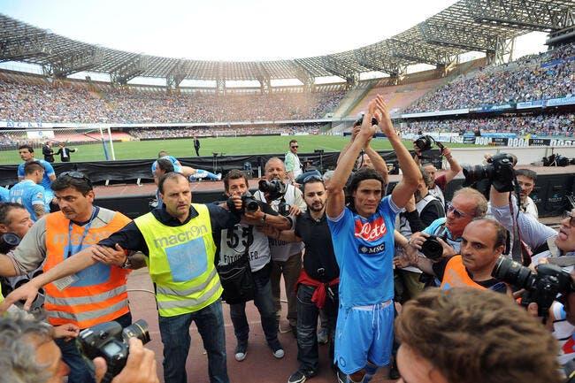 Le PSG «un sac d'argent sans palmarès» pour Naples