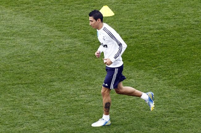 Le Real Madrid avec Di Maria pour la Supercoupe