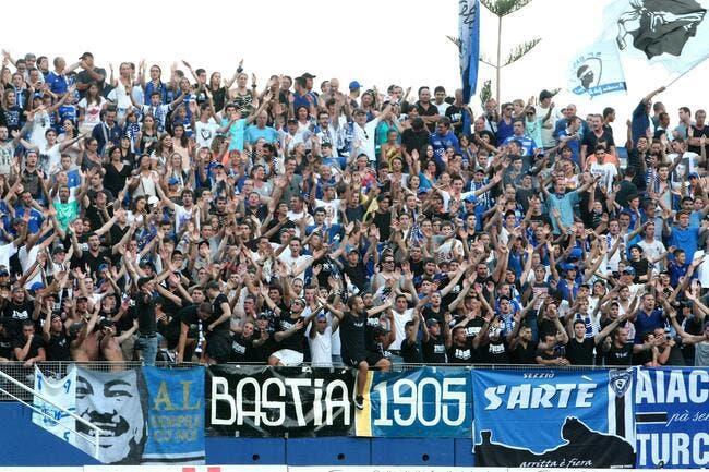 Les supporters de l'OM accusent gravement Bastia