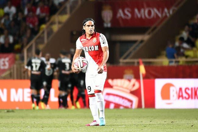 Falcao est triste, mais pas de rester à Monaco